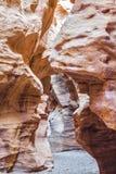 Beau canyon de montagne Photographie stock