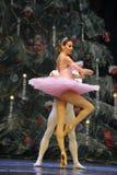 Beau casse-noix de ballet de Clara-Le Photo stock