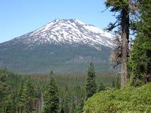 beau centralna Oregon góry Zdjęcia Royalty Free