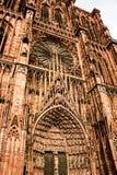 Beau château d'isolement à Strasbourg Photo libre de droits