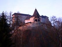 Beau château de la Slovaquie image libre de droits