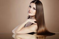 Beau cheveu Photos libres de droits