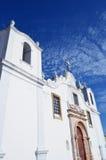Beau chuch d'Algarve photo stock
