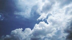 Beau ciel photos libres de droits