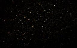 Beau ciel nocturne avec des étoiles Image libre de droits