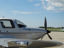 Beau Cirrus fait sur commande SR22 Turbo image stock