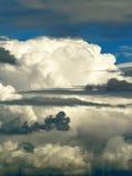 Beau cloudscape Photo libre de droits