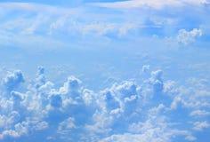 Beau cloudscape de ciel images stock