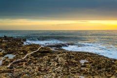 Beau coucher du soleil 3 Photo stock