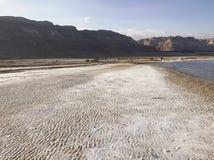 Beau désert Image libre de droits