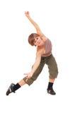 Beau danseur photos libres de droits