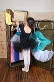 Beau danseur photographie stock libre de droits