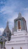 Beau de l'architecture thaïlandaise d'art Image libre de droits