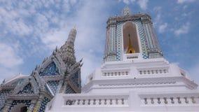 Beau de l'architecture thaïlandaise d'art Photos stock
