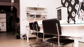 Beau de salon de beauté créé Photo stock