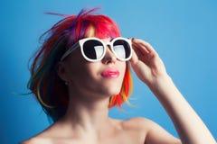 Beau femme Photographie stock libre de droits