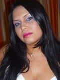 Beau femme Photo stock