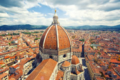 Beau Florence Image libre de droits