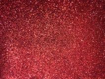 Beau fond abstrait de couleur rouge Texture miroitante brillante image libre de droits
