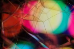 Beau fond abstrait mou des bulles de savon image libre de droits