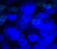 Beau fond avec le coeur coloré différent, CCB abstrait Images stock