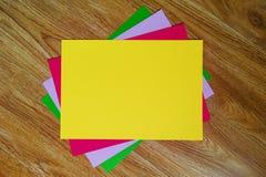 Beau fond coloré pour des cartes de voeux Photo stock