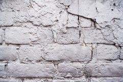 Beau fond de la brique argentée et grise photo libre de droits