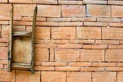 Beau fond de mur de briques pour la décoration photos stock