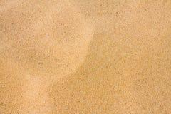 Beau fond de sable Photos stock