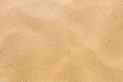 Beau fond de sable Photographie stock libre de droits
