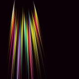 Beau fond iridescent Photos libres de droits