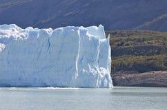 Beau glacier de Perito Moreno en Argentine Photo stock
