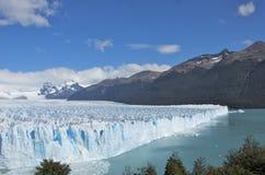 Beau glacier de Perito Moreno en Argentine Photos libres de droits