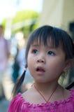 Beau gosse asiatique dans Chinatown Photo stock
