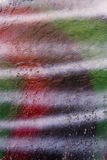 Beau graffiti Image libre de droits