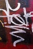 Beau graffiti Photographie stock libre de droits