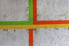 Beau graffiti d'art de rue E Photo libre de droits