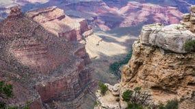Beau Grand Canyon Photos libres de droits
