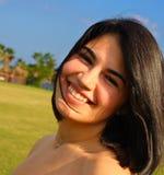 Beau Headshot Images libres de droits