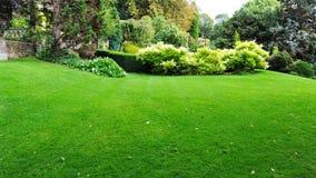 Beau jardin photographie stock