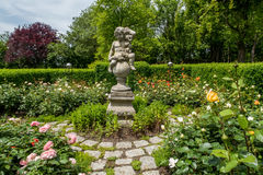 Beau jardin Images stock