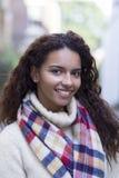 Beau jeune étudiant photographie stock libre de droits