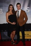 Beau Knapp. Lucy Knapp, Beau Knapp  at the Super 8 Blu-ray And DVD Release Party, AMPAS Samuel Goldwyn Theater, Beverly Hills, CA 11-22-11 Stock Image