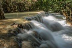 Beau Kuang Si Falls Images libres de droits