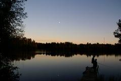Beau lac Images stock