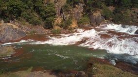 Beau lac Images libres de droits