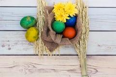Beau matin de Pâques Photographie stock libre de droits