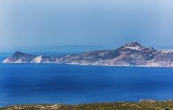 Beau Milos Seascape, Grèce photo libre de droits