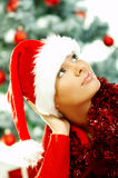 Beau Noël 2 image stock