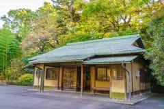Beau palais impérial à Tokyo, Japon images stock